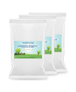 Yogurt starter 3 packs saver combo