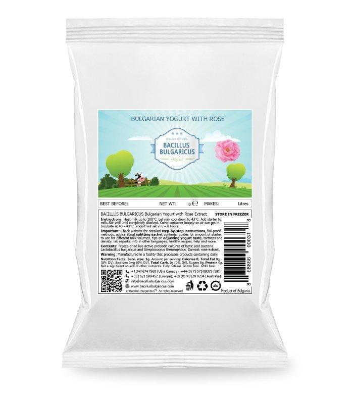 Yogurt Rose pack