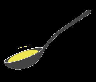 teaspoon-half