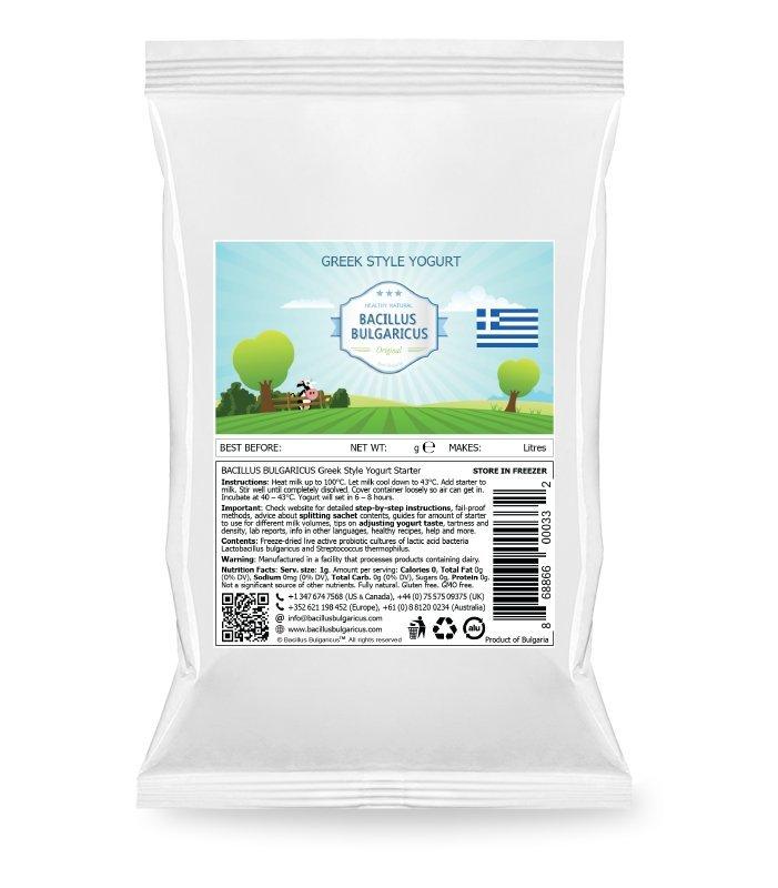 Greek yogurt pack L