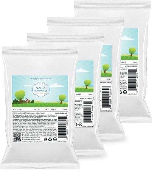 Yogurt combo 4 packs
